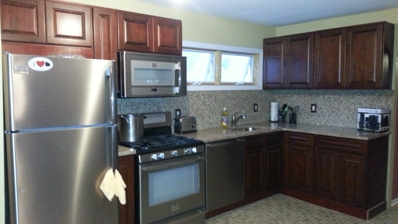 American Kitchen Custom Cabinets Brooklyn Ny